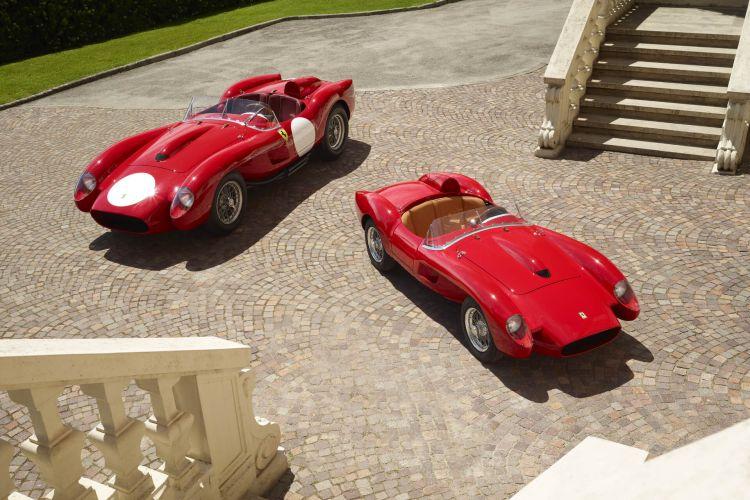 Ferrari Testa Rossa Juguete  09