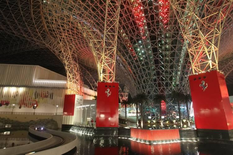 Ferrari World en Abu Dhabi