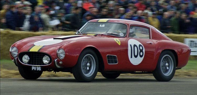 Ferrari 250 Gt Lwb Berlinetta Scaglietti Tdf Pv 96 1997 Goodwood Festival Of Speed 15660232918 Resized