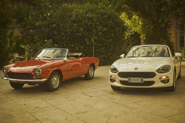 Fiat 124 Ficha Dm Marca