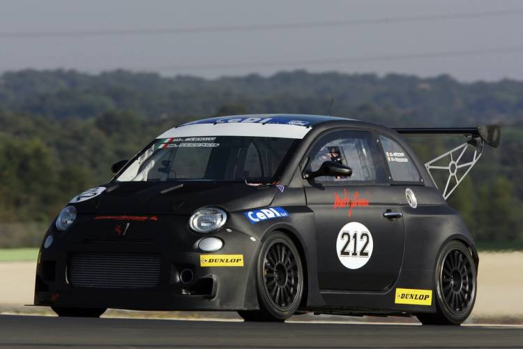 Fiat 500 Abarth Racer