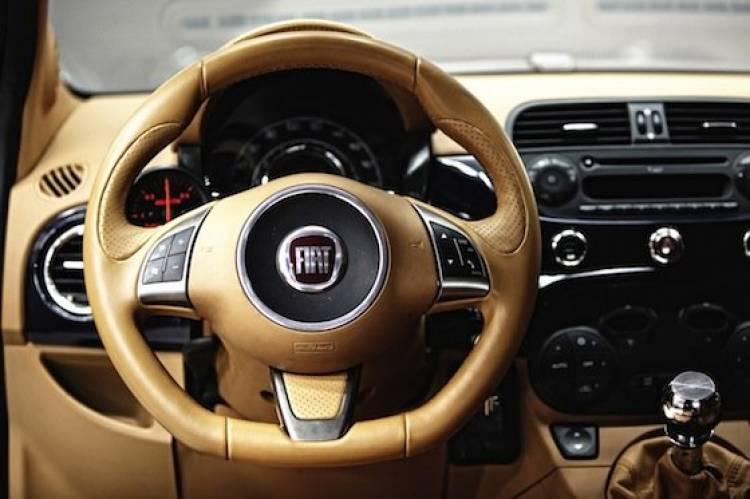 Fiat 500 Abarth Estremo por Romeo Ferraris