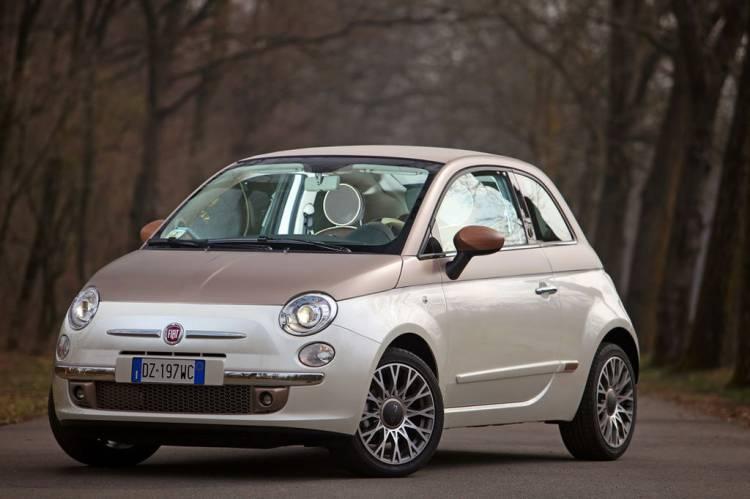 Aznom Fiat 500 Sassicaia