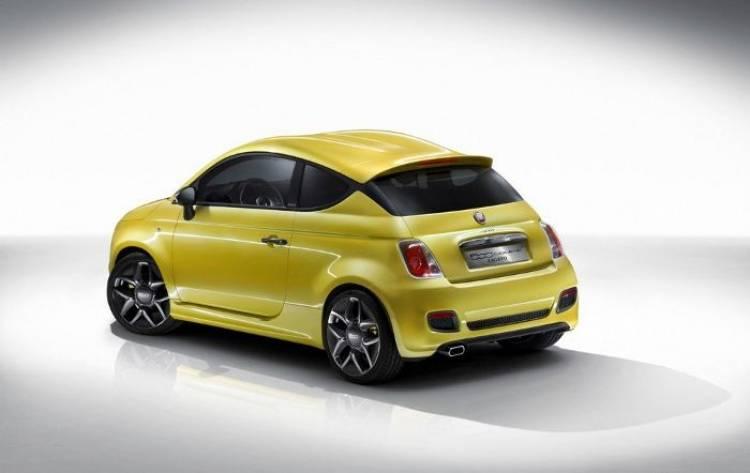 El Fiat 500 Coupé de Zagato llegará a producción el próximo año