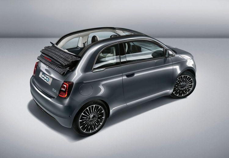 Fiat 500 Electrico 2020 50