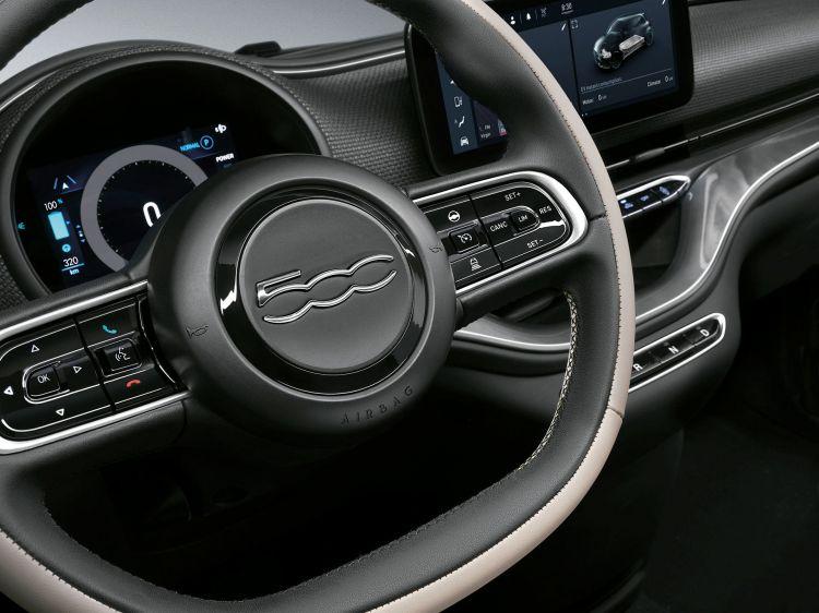 Fiat 500 Electrico 2020 61