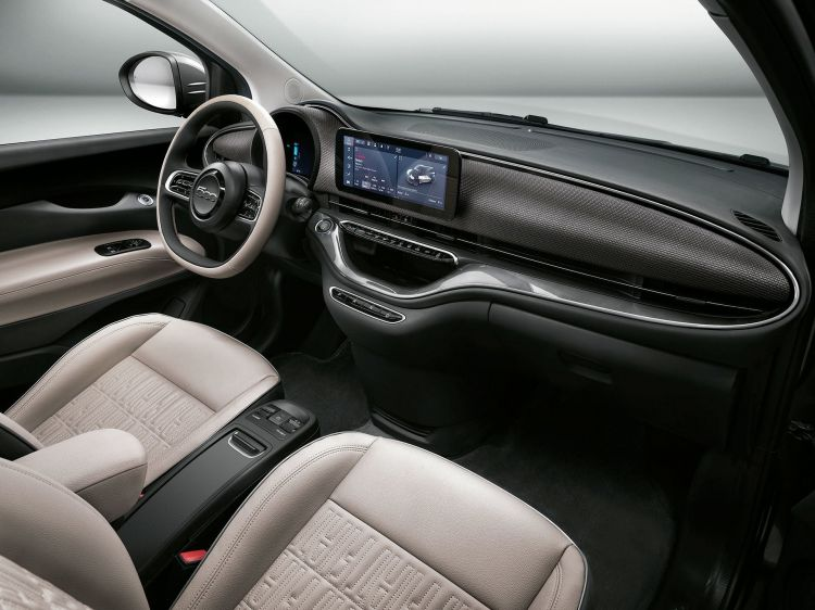 Fiat 500 Electrico 2020 66