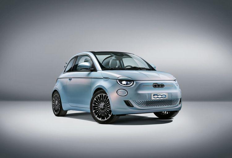 Fiat 500 Electrico 2020 70