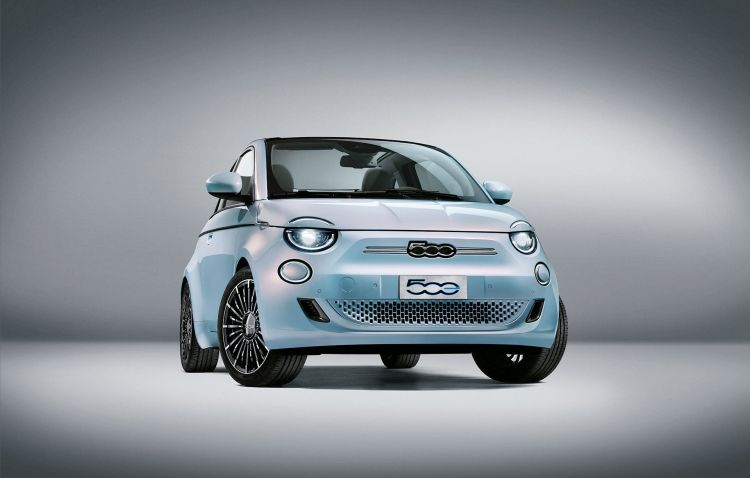 Fiat 500 Electrico 2020 71