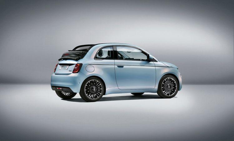 Fiat 500 Electrico 2020 72