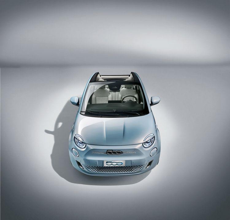 Fiat 500 Electrico 2020 74