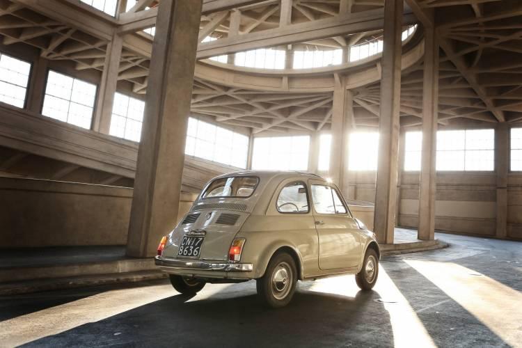 Fiat 500 F Moma 2