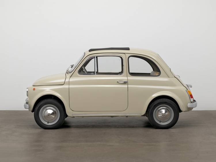 Fiat 500 F Moma 7