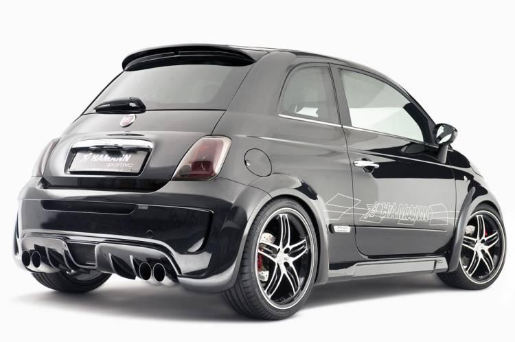 Fiat 500 Hamann Largo