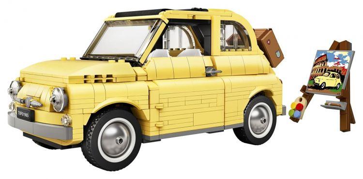Fiat 500 Lego 0320 001