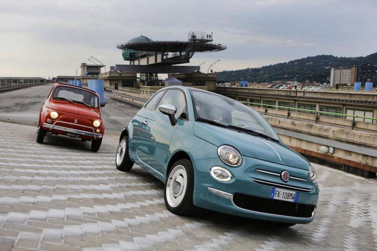 Fiat 500 Lingotto Ficha Marca