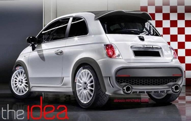 Fiat 500 Marcia Corta