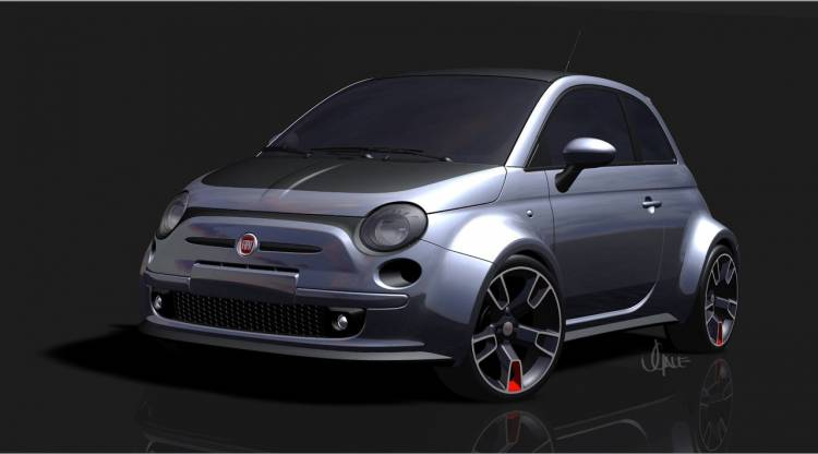 Fiat 500 Mopar Concept