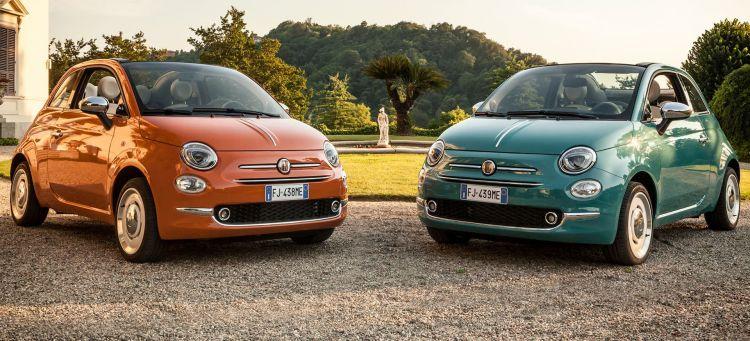 Fiat 500 Renting