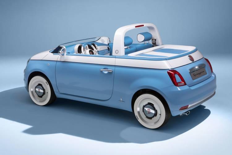 Fiat 500 Spiaggina Concept 2018 01