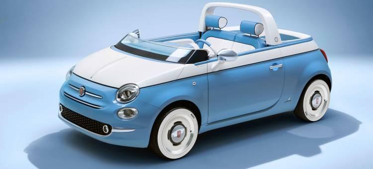 Fiat 500 Spiaggina Concept 2018 03