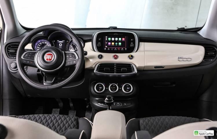 Fiat 500x 2019 15