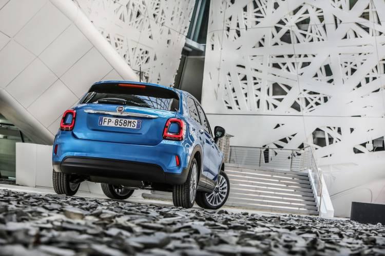 Fiat 500x 2019 27