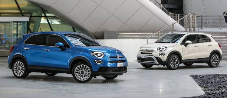 Fiat 500x 2019 P