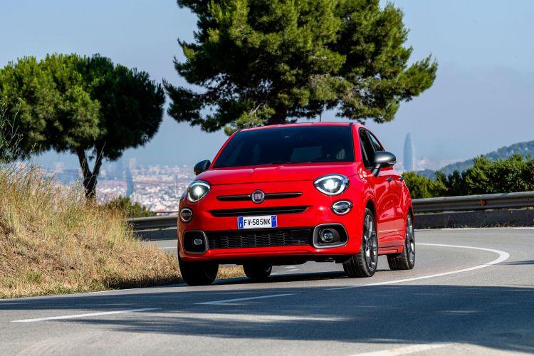 Fiat 500x Sport 2019 21