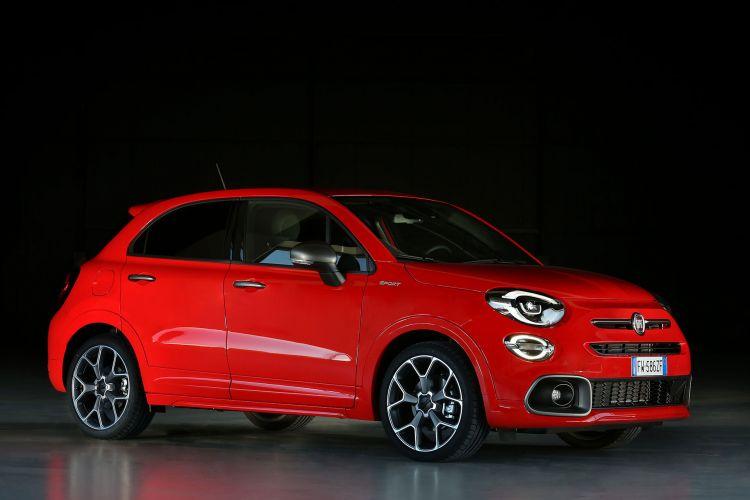 Fiat 500x Sport 2019 25