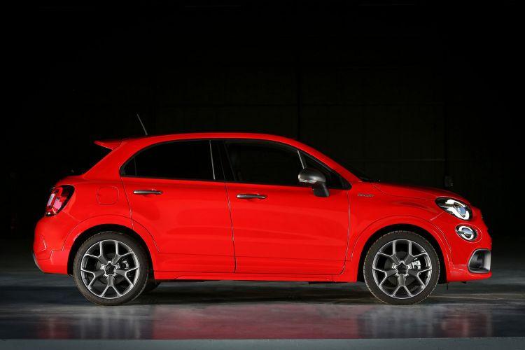 Fiat 500x Sport 2019 26