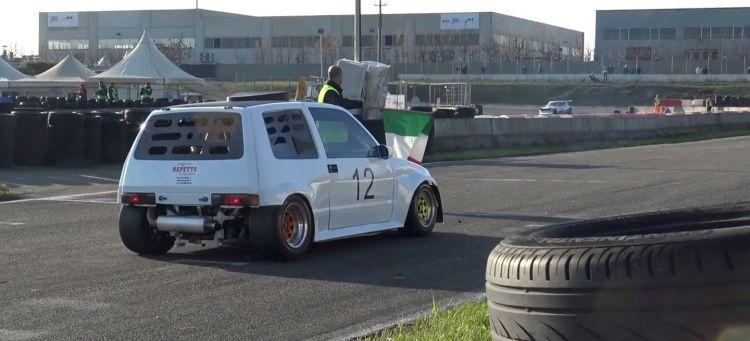 Fiat Cinquecento Kawasaki