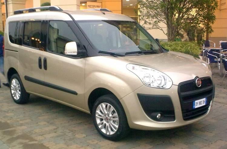 Fiat Dobló 2010