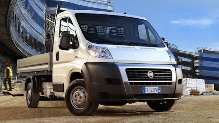 Fiat Ducato 2011, furgoneta y vehículo comercial