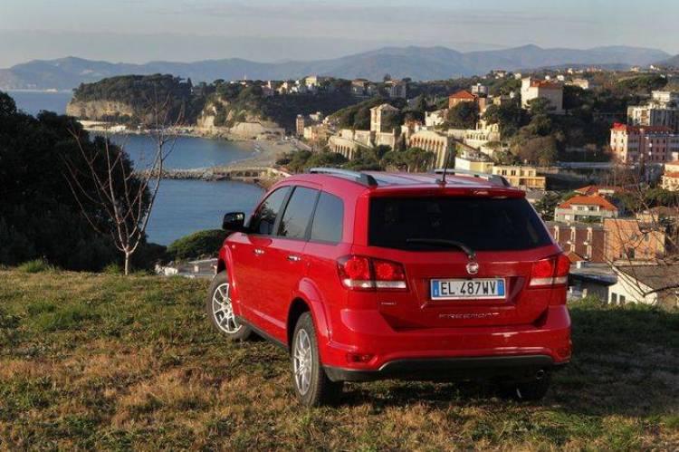 Fiat Freemont AWD, tracción total para el monovolúmen italoamericano
