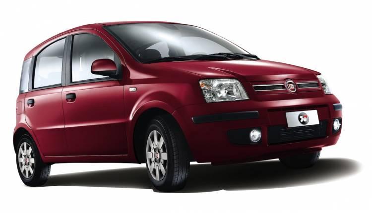 Fiat Panda 30 Aniversario