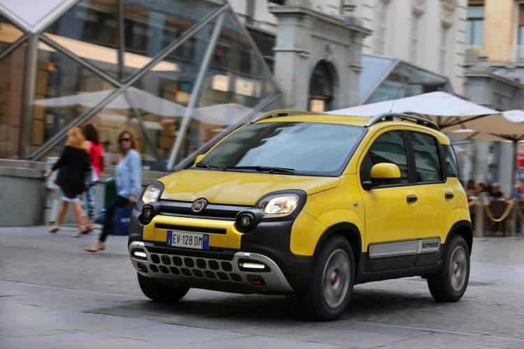 Fiat Panda 4x4 Dm Oferta 9