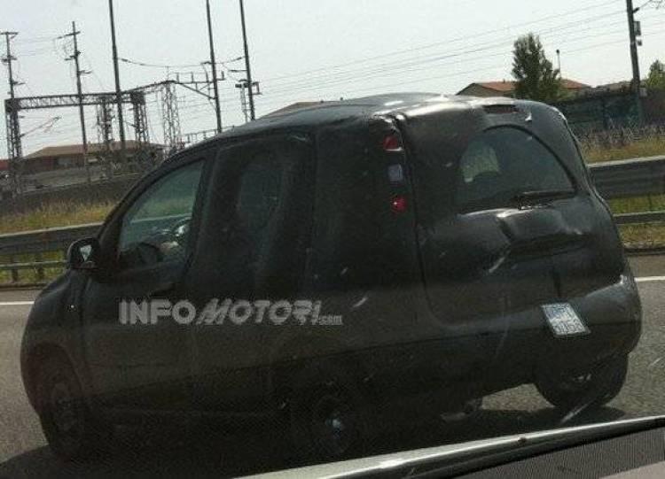 Fiat Panda, indiscreciones y datos sobre la tercera generación