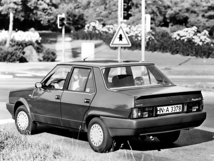 Fiat Regata Es Stop Start 2