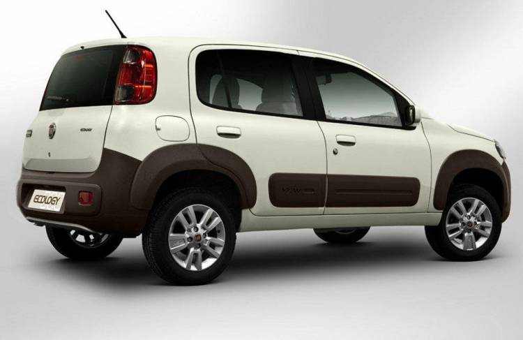 Fiat Uno Ecology Concept