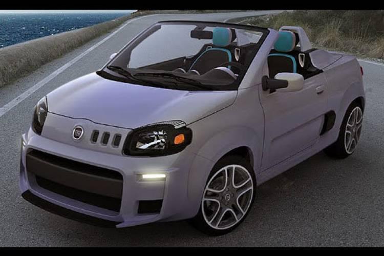 Fiat Uno Roadster Study