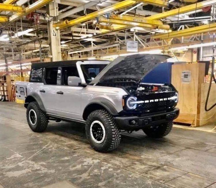 Filtracion Ford Bronco 2020 2