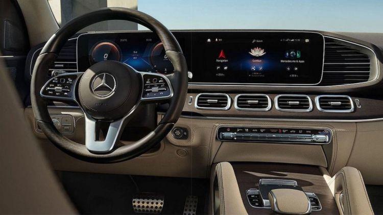 Filtracion Mercedes Gls 2019 1