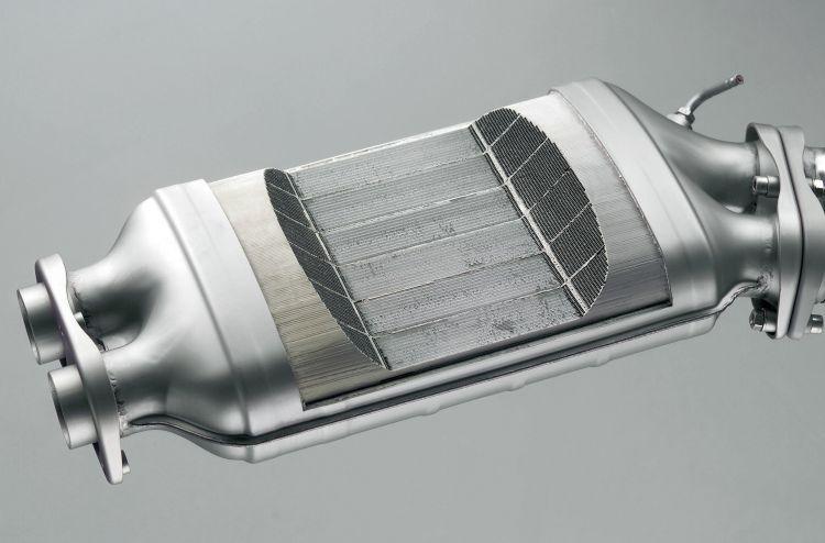 Filtro De Particulas Diesel Bmw 2