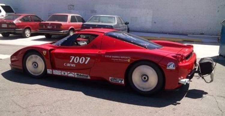 Ferrari Enzo Twin-Turbo