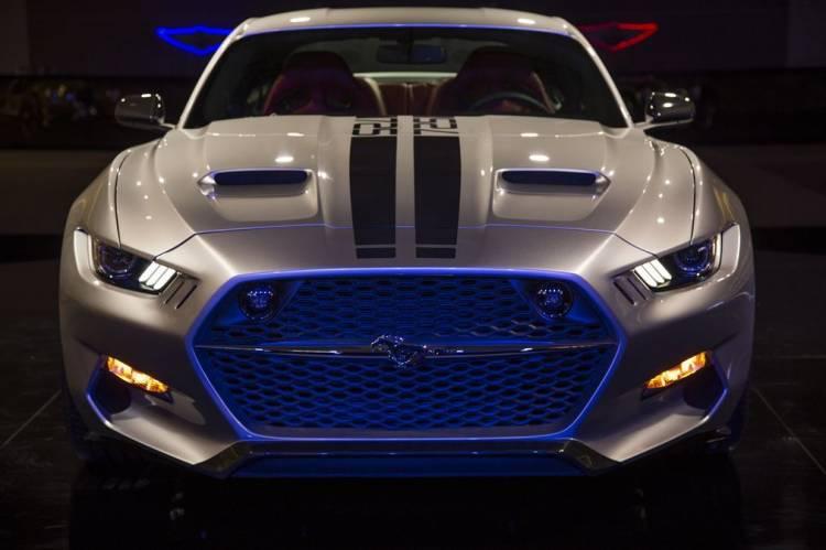 Ford Mustang Rocket, la mano de Henrik Fisker toca al pony car