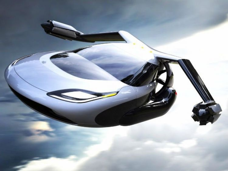 Flying Cars Could Make Getting Out Traffic Jam Cinch 0