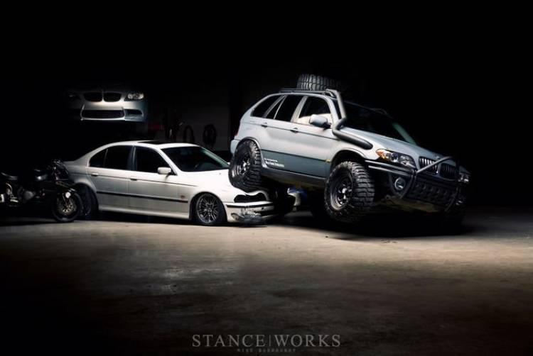 FMU Project X, un BMW X5 como nunca lo habías visto