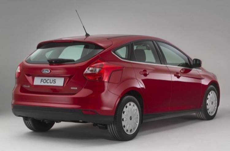 Ford Focus Econetic 2011