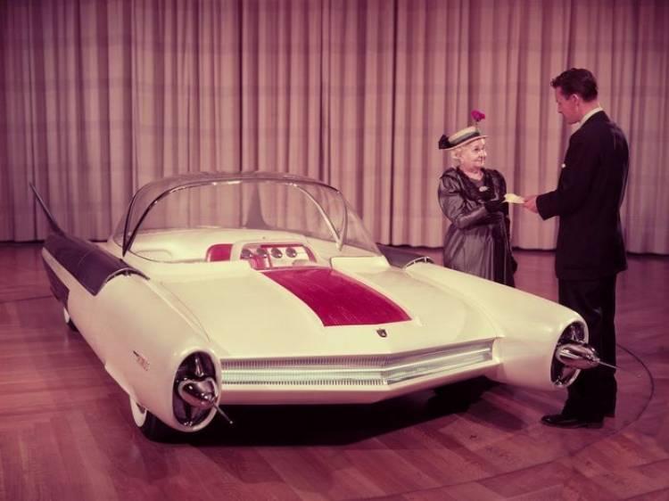 Prototipo clásico: 1954 Ford Atmos Concept, locura y futurismo dignos de Los Supersónicos